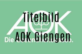 AOK – Giengen
