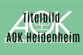 AOK – Heidenheim