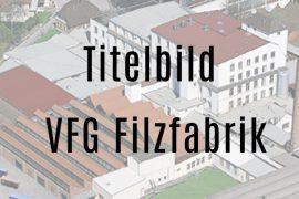 Vereinigte Filzfabriken AG – Giengen
