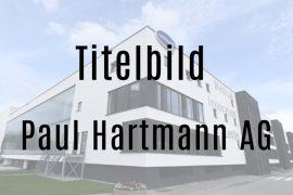 Paul Hartmann AG – Heidenheim