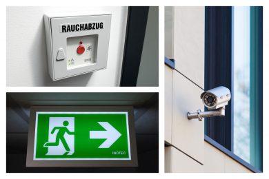 Sicherheitstechnik für Industrie & Gewerbe