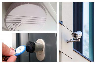 Sicherheitstechnik für Privatkunden