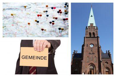 Kommune / Land & Bund / Kirche